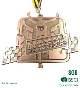 Customized Sports Meeting Running Competition Gold Medal pictures & photos