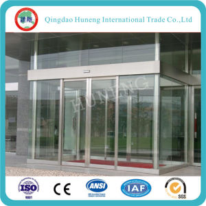 High Quality Laminated Glass with Colored PVB Interlayer pictures & photos