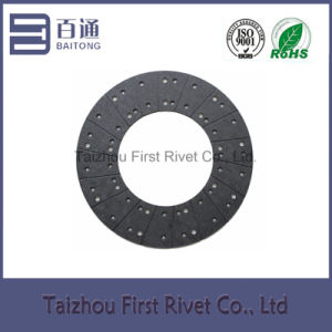 Model Fst802 Common Composite Yarn Medium-Alkali (alkali-free) Clutch Facing