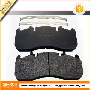 Wva 29173 Truck Brake Pad for Renault Truck, Volvo