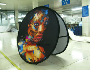 Top Quality Dye-sub Printing Outdoor Event Advertising Pop Out Banner pictures & photos