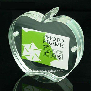 Acrylic Plexiglass Magnet Photo Frame pictures & photos