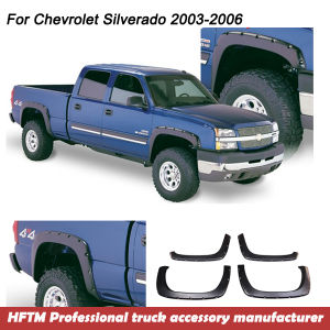 Cool Car Stuff PP Fender Flare for Chevrolet Silverado 2003-2006 pictures & photos