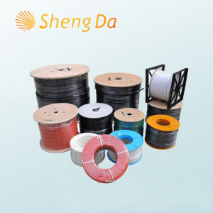 Low Loss PVC Insulated CATV and CCTV Coaxial RG6 Cable pictures & photos