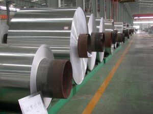 Sino Aluminum Sheet Coil for Roofing and Cladding System pictures & photos