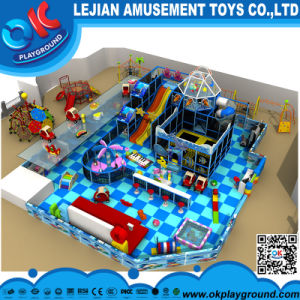 Small Size Customizable Style Indoor Amusement Park pictures & photos