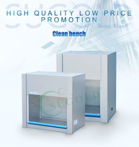Vertical Air Low Clean Bench, HEPA Filter pictures & photos