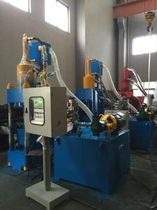 Briquetters Metal Swarf Hydraulic Automatic Briquetting Presses Recycling Machine-- (SBJ-250E) pictures & photos
