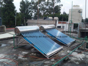 All Stainless Steel Solar Energy Heater for Mexico pictures & photos