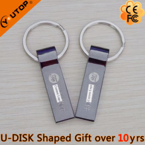 Gun Color Keyring USB Flash Drive for Mini Gift (YT-3298-02) pictures & photos