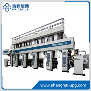 High-End Rotogravure Printing Press for Decorative Paper (ZHMG-401400) pictures & photos