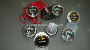 Mechanical Meter/Thermometer/Mechanical Temperature Gauge/Indicator/Ammeter/Measuring Instrument/Pressure Gauge pictures & photos