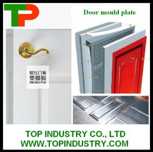 Door Mould Plate pictures & photos