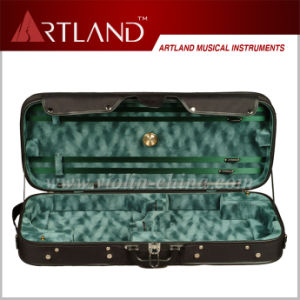Hard Violin Case for Double Violin (DVC434) pictures & photos