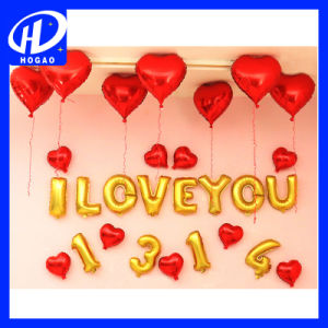 Customized Most Popular Advertising Party Printed Balloon for Celcbration Latex Helium Balloon pictures & photos