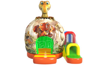Dinosaur Design Inflatable Bouncer Slide Castle for Children pictures & photos