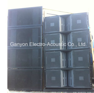 Dual 15 Inch PA Speaker, Vt4889, Professional 3-Way Line Array Loudspeaker pictures & photos