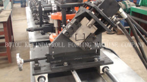 Kxd Metal Stud C U Profile Making Machine pictures & photos
