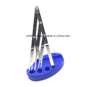 Eyebrow Golden Ratio Divider Microblading Eyebrow Ruler Eyebrow Caliper pictures & photos