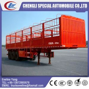 3 Axles 30 Tons 13m China Semi Trailer pictures & photos