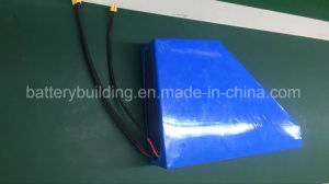 New Arrival Triangle 48V 20ah Lithium Battery Pack for Electric Bike with 13s8p pictures & photos