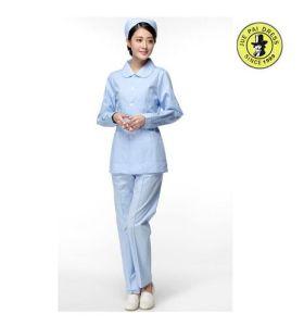 Fashionable New Style Nurse Hospital Uniform Dress Design pictures & photos