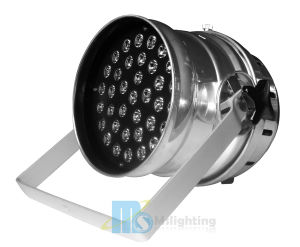 24*RGBW 4in1 LED PAR 64 Short / LED Stage Light pictures & photos