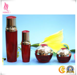 Fancy Glass Bottle Set for Brand Cosmetic Packaging pictures & photos