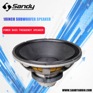New Model Professional Subwoofer with Big Power pictures & photos