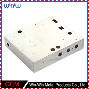 Customized Size 100 Pair Outdoor Fiber Electrical Distribution Box pictures & photos