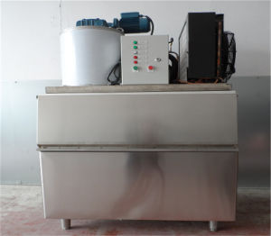 1200kg/Day Flake Ice Machine Industrial Smoothie Maker pictures & photos