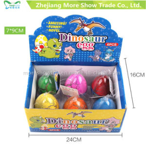 Magic Hatching Dinosaur Add Water Growing Pet Small Dinosaur Eggs Toys pictures & photos