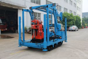 Gyq200A Core Drilling Rig Soil Investigation Drilling Machine pictures & photos