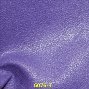 Classic PU Imitation Leather for Car Interior Trimming Parts pictures & photos