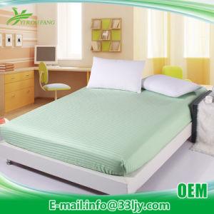 Home Cotton Plain China Wholesale Satin Bedding Sets pictures & photos