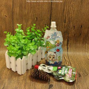 Food Grade Plastic Reusable Food Spout Pouch