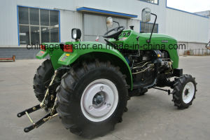Suyuan Sy-304D 4WD Agricultural Farm Wheeled Tractor pictures & photos