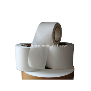 Factor Customized 114mm Width Roll Heat Seal Tea Bag Filter Paper pictures & photos