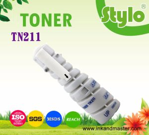Laser Copier Toner Cartridge Tn-211 for Use in Konica Minolta Bizhub222/250/282 pictures & photos
