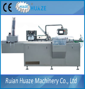 Cake Automatic Cartoning Machine, Automatic Packing Machine pictures & photos
