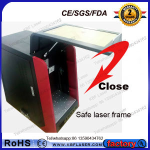 20W New Europe Market Fiber Laser Machine for Ss pictures & photos