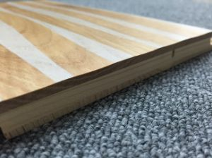Walnut Wood New Design Interior Floor Lamina Flooring Tile pictures & photos