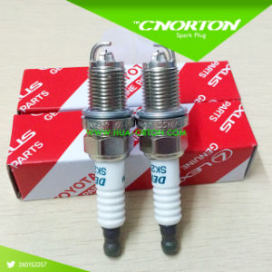 Auto Parts Ignition System Iridium Spark Plug for Toyota 90919-01230 Sk20br11 pictures & photos
