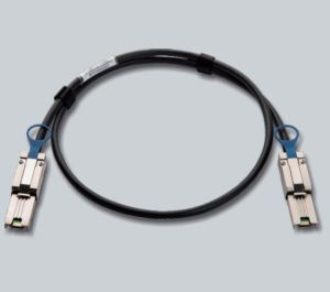 Well Selling 6GB/S External Mini-Sas (SFF-8088) to Mini-Sas (SFF-8088) Cables pictures & photos
