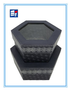 Hot Sale Window Gift Box for Custom Printing and Packaging pictures & photos