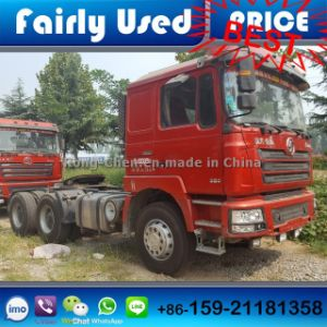 Used Shacman F3000 Truck Tractor 6*4 pictures & photos