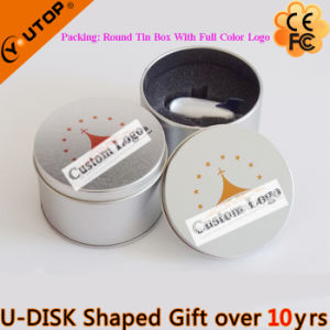 Promotional Gift Custom Logo Airplane USB Flash Drive (YT-1125) pictures & photos