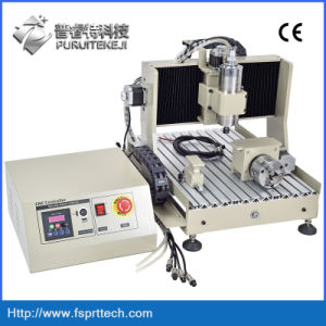 800W Advertising CNC Cutting Machine Mini CNC Router pictures & photos
