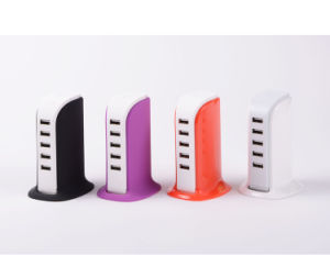 Sailing Boat USB Wall Charger Extension 5 Port USB Charger pictures & photos
