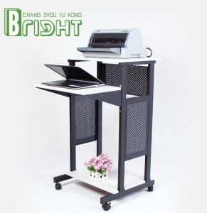 Office Furniture Standing Desk/Stand up Desk for Projector pictures & photos